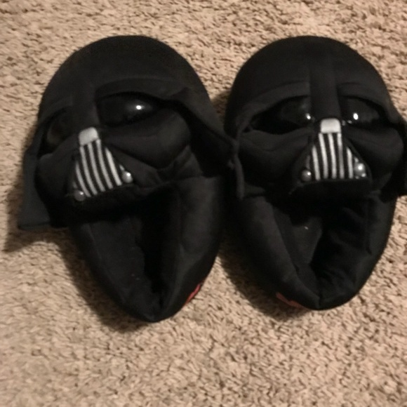 best deals on great fit lowest discount Star Wars Shoes   Darth Vader Slippers   Poshmark